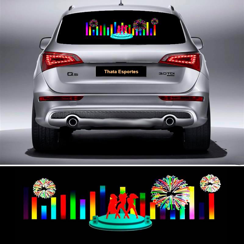 Painel Rítmico automotivo - Frete Grátis  - Thata Esportes