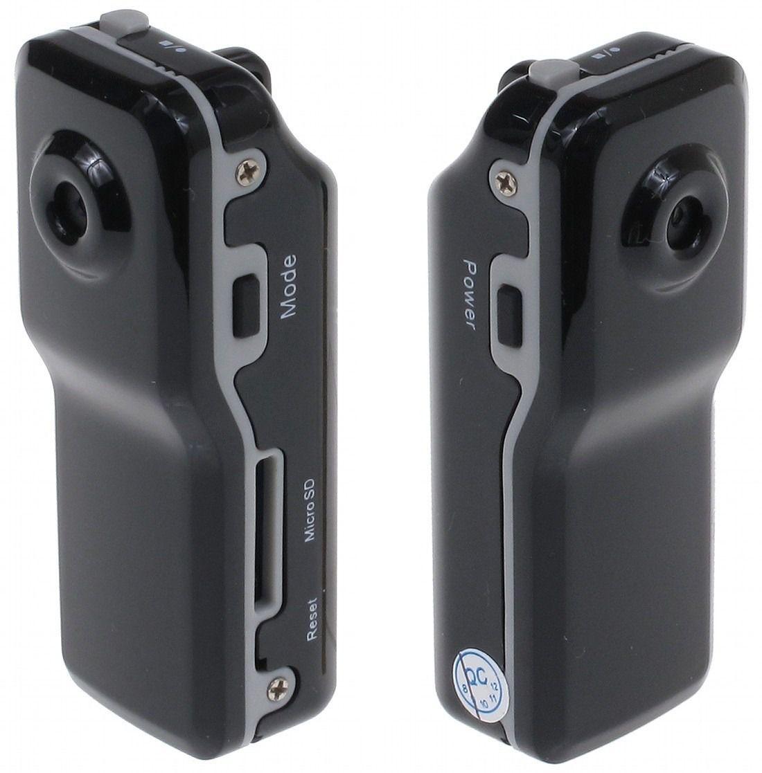 Mini câmera gravador espiã  - Thata Esportes
