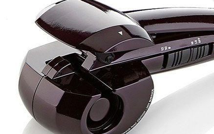 Cacheador Ondulador Enrolador de Cabelo - BiVolt  - Thata Esportes
