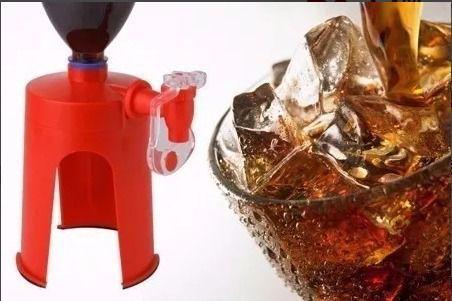 Dispenser Filtro Refrigerante Água e Suco  - Thata Esportes