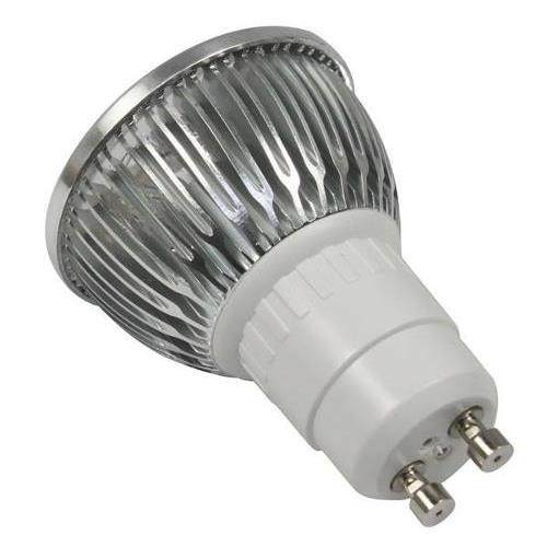 Kit 6 Lâmpadas Dicróica 3 LEDs  - Thata Esportes