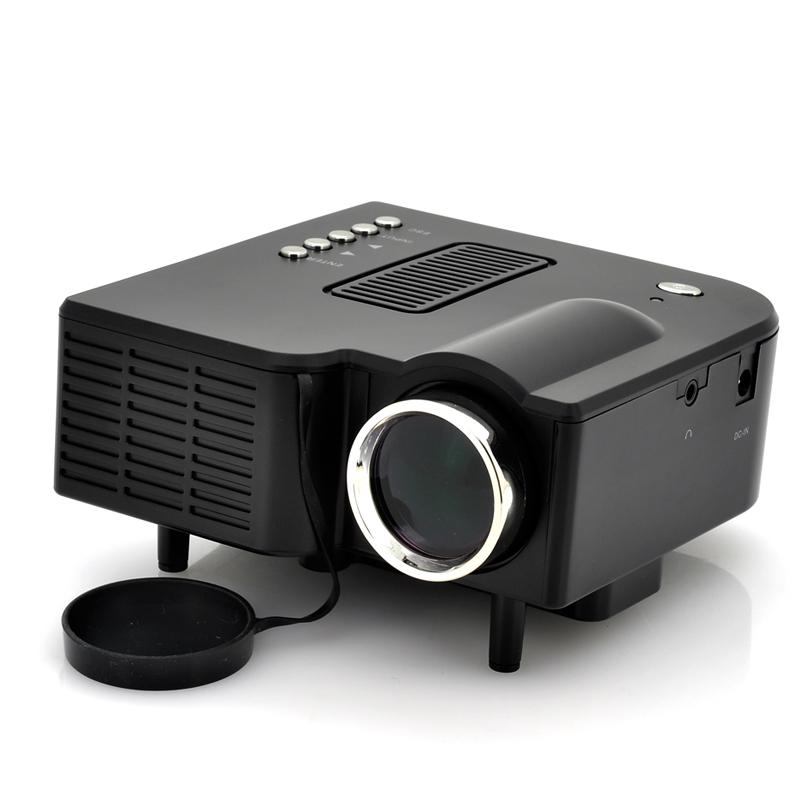Projetor 60'' LED - Estéreo -  A/V, USB, Cartão SD - BiVolt  - Thata Esportes
