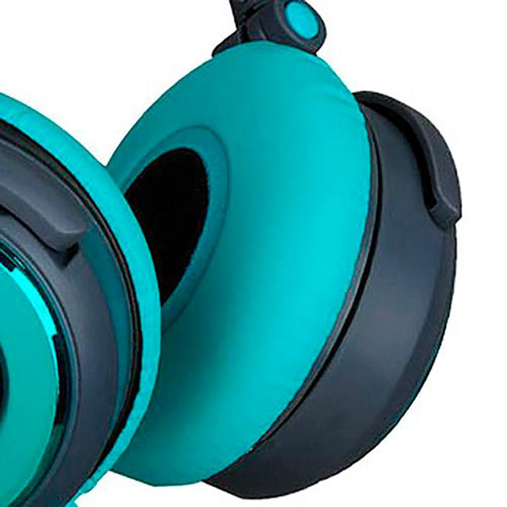Fone Ouvido Bluetooth Headset Embutido Fio Removivel Rádio FM  - Mundo Thata