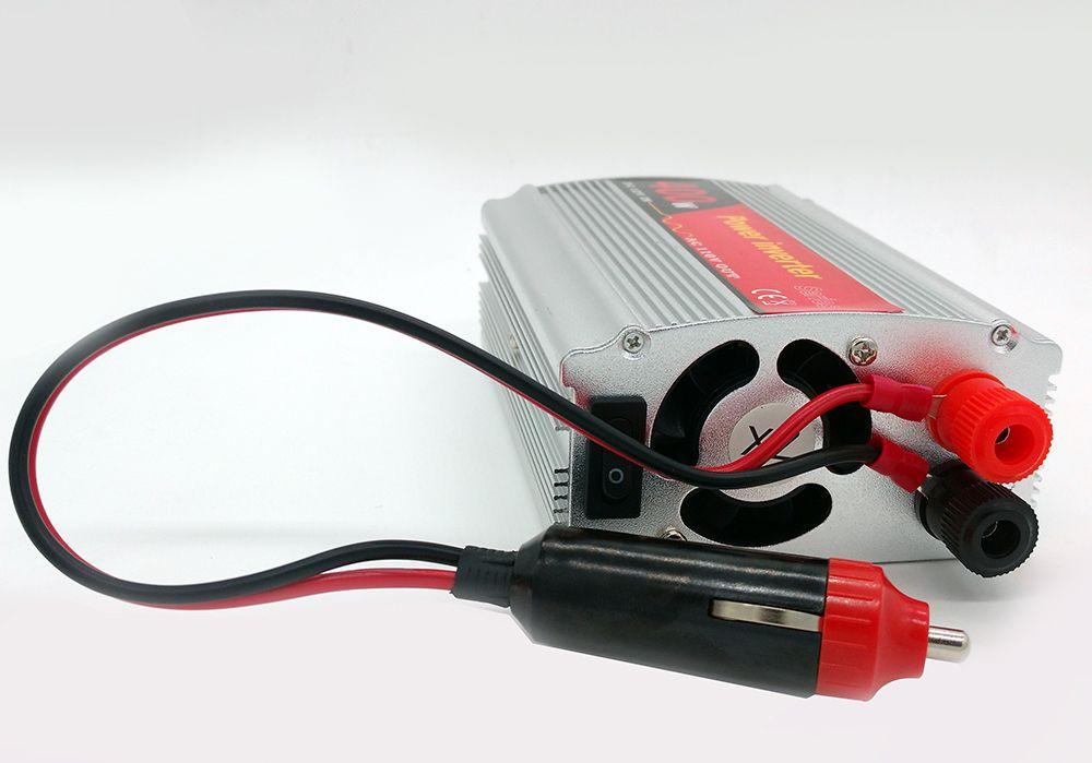 Conversor Inversor de Energia 12V para 110V  - Mundo Thata