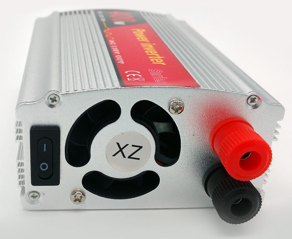 Conversor Inversor de Energia 12V para 110V  - Thata Esportes