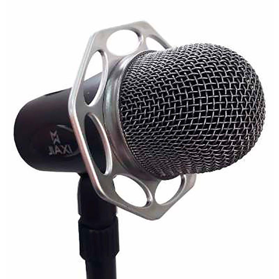 Microfone Profissional de Mesa Condensador Mic com Tripé SF-403  - Mundo Thata