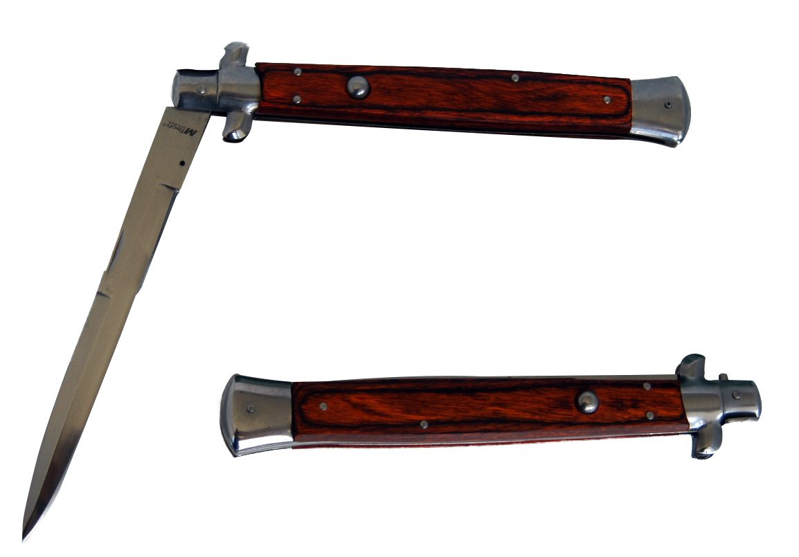 Canivete Grande Mafia Estileto  - Mundo Thata