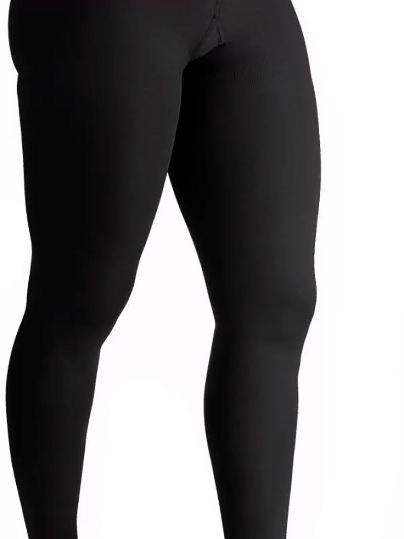 Meia Calça Segunda Pele Termica Unissex Flanelada  - Thata Esportes