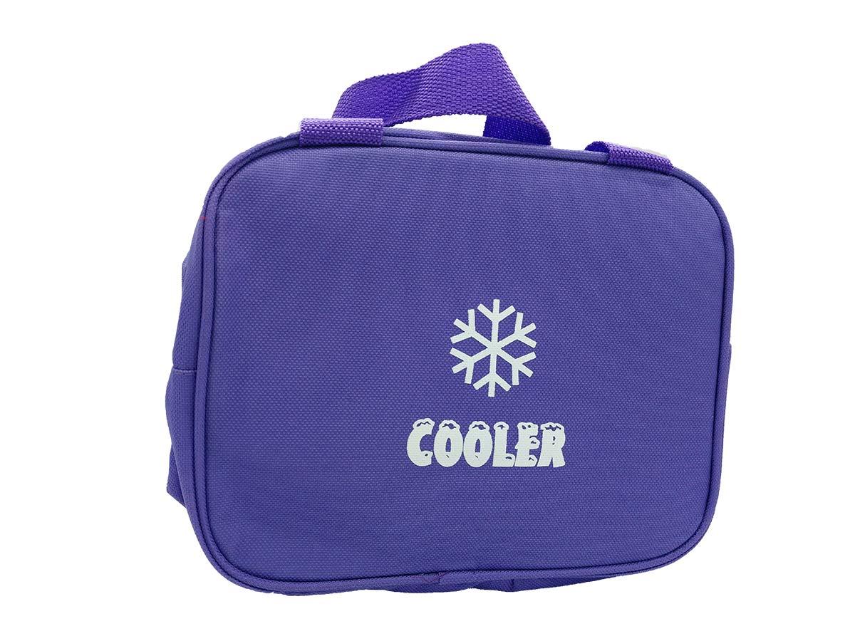 Bolsa Térmica Cooler Fitness Lancheira Mão   - Thata Esportes