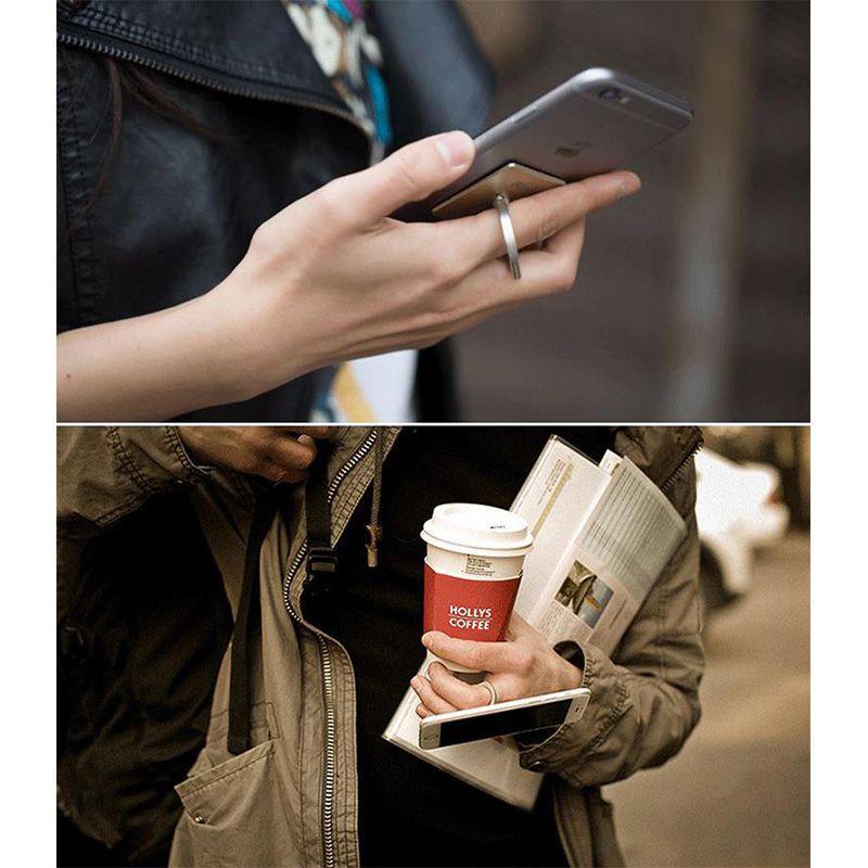 Anel Suporte para Celular Smartphone e Tablet  - Thata Esportes
