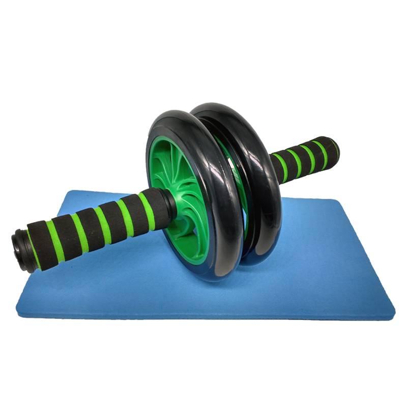 Roda de Exercício para Abdominal e Lombar   - Mundo Thata
