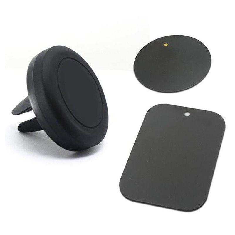 Suporte Magnético Veicular para Telefone Celular e GPS  - Mundo Thata