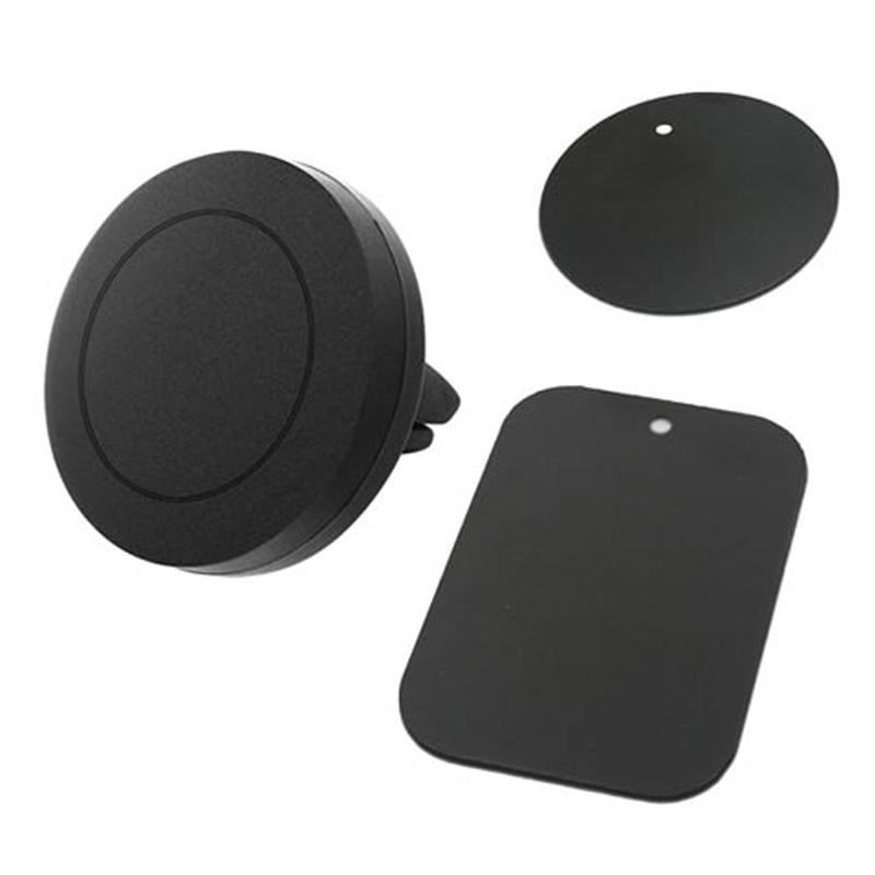 Suporte Magnético Veicular para Telefone Celular e GPS  - Thata Esportes