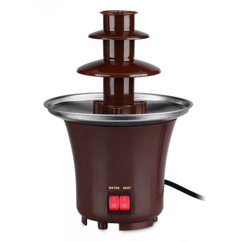 Mini Fonte de Chocolate Fondue  - Mundo Thata