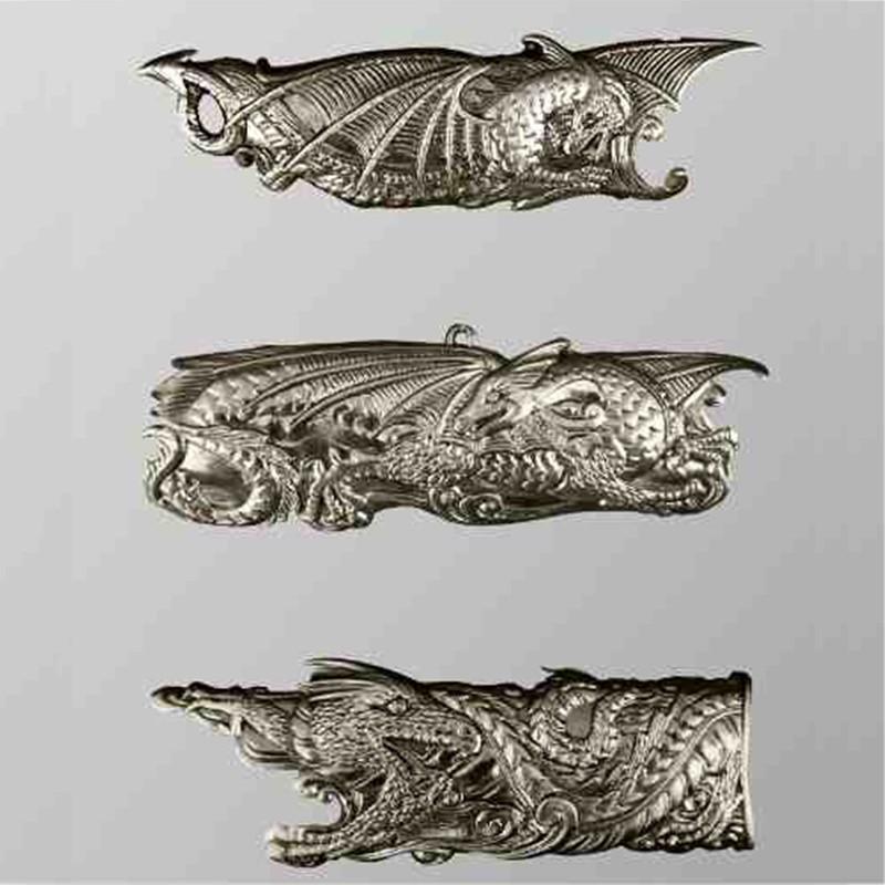Espada Decorativa Dragão do Oriente  - Thata Esportes