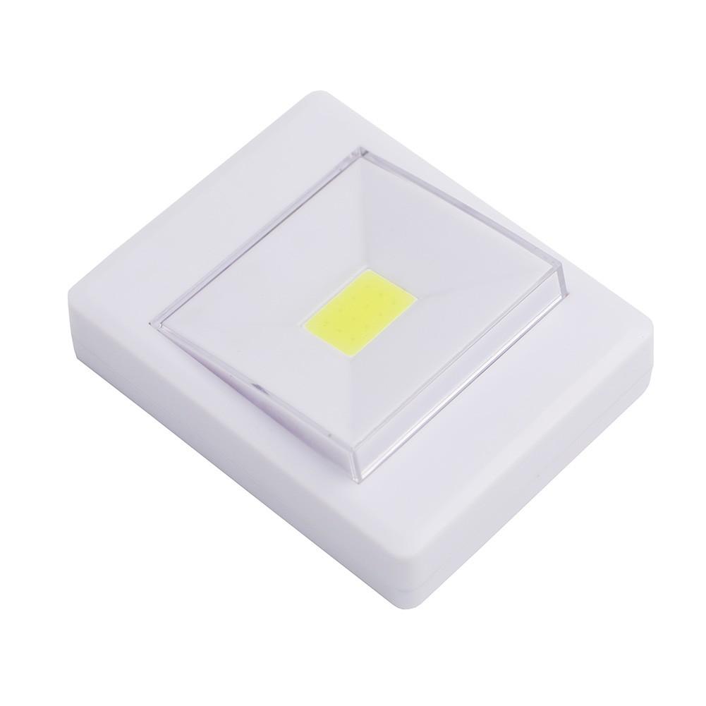 Lâmpada Interruptor de LED para Armários e Cabeceiras  - Thata Esportes