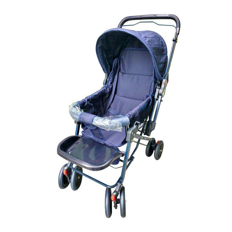 Carrinho de Bebê com Alça Regulável Navitex  - Mundo Thata