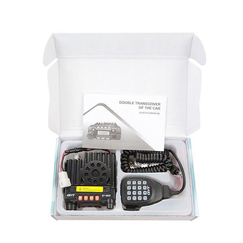 Kit Rádio PX Dual Band VHF E UHF com Antena  - Mundo Thata
