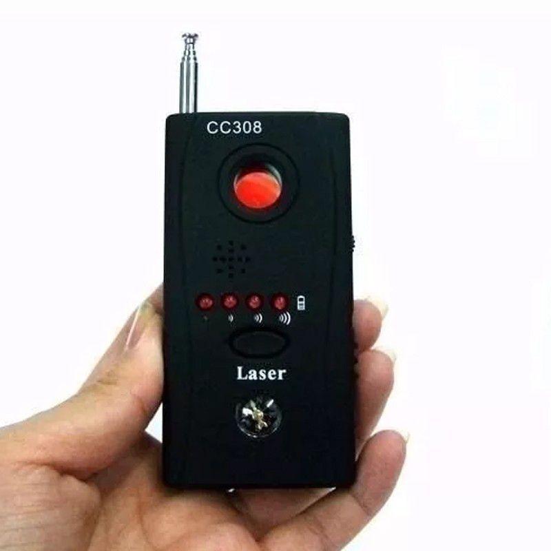 Anti Espião Detector e Localizador de Câmeras Escutas Celular  - Thata Esportes