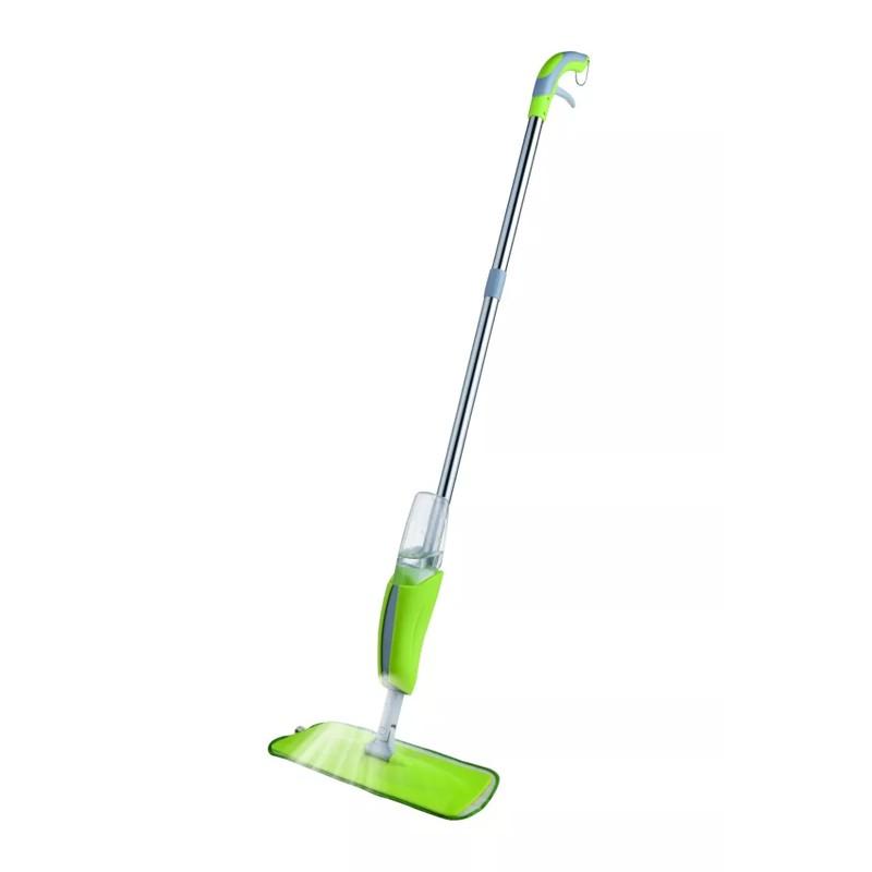 Vassoura Mágica Esfregão Mop Spray Com Reservatório Limpeza  - Thata Esportes