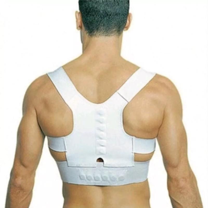 Colete Para Corrigir Postura Magnético  - Thata Esportes