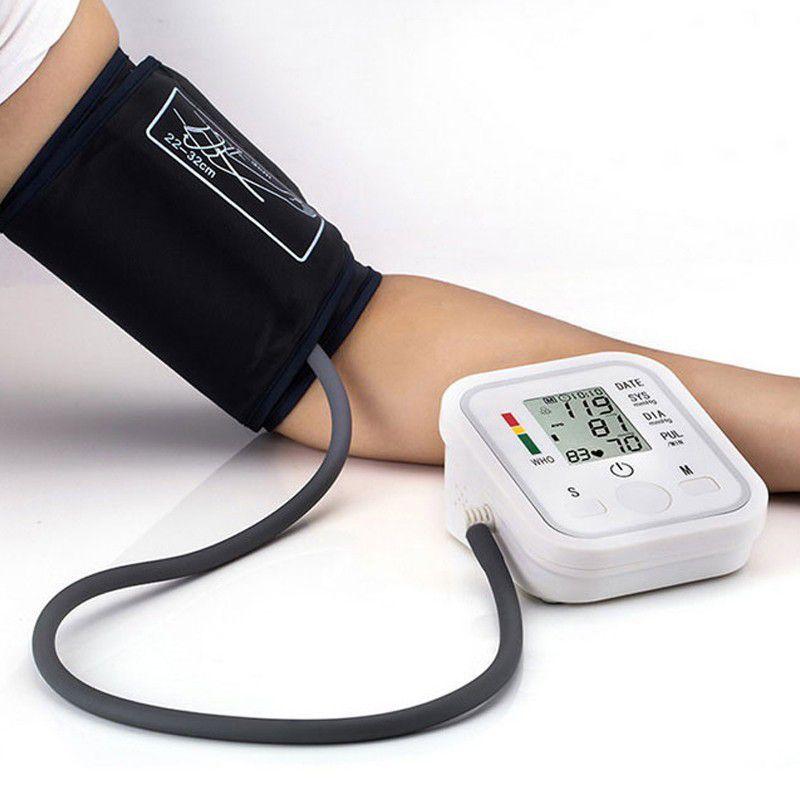 Medidor Monitor Automático de Pressão Arterial com Indicador de Voz  - Mundo Thata
