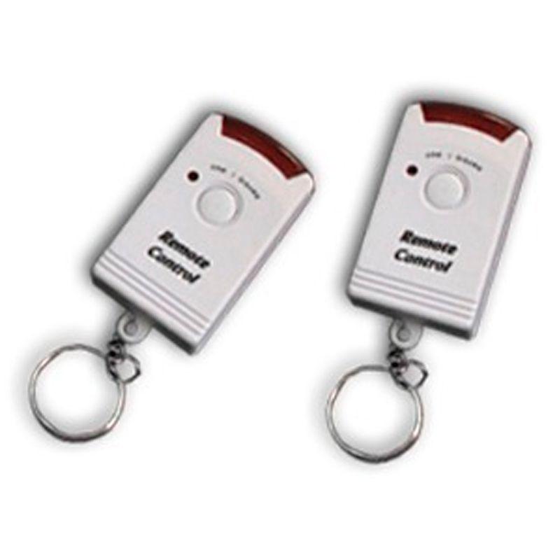 Alarme Residencial Kit Completo com 2 Controles Remoto  - Thata Esportes
