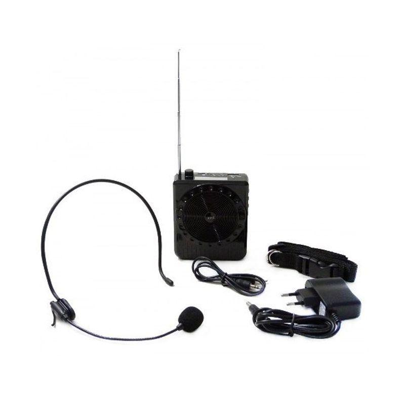 Amplificador Megafone para Palestrantes  - Mundo Thata