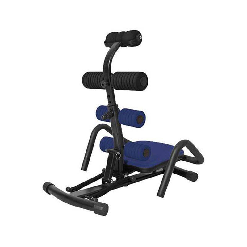 Aparelho Cadeira Abdominal Lombar Megaforth  - Thata Esportes