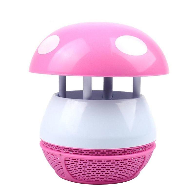 Armadilha Eletrônica para Mosquitos Fotocatalisador USB  - Mundo Thata