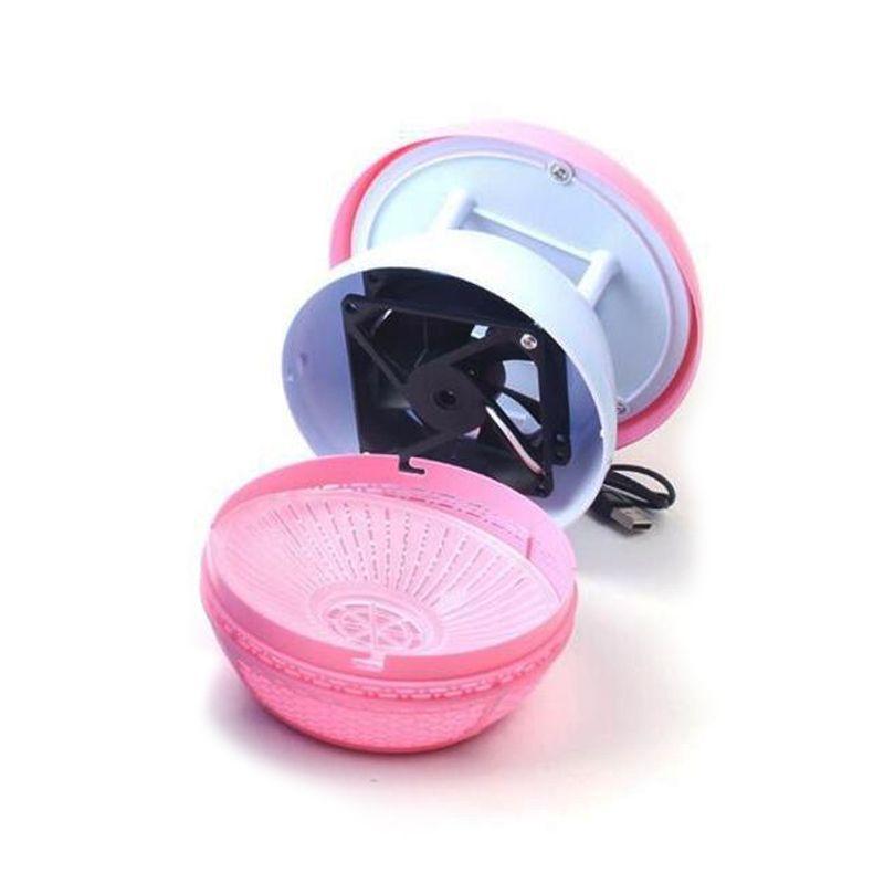 Armadilha Eletrônica para Mosquitos Fotocatalisador USB  - Thata Esportes