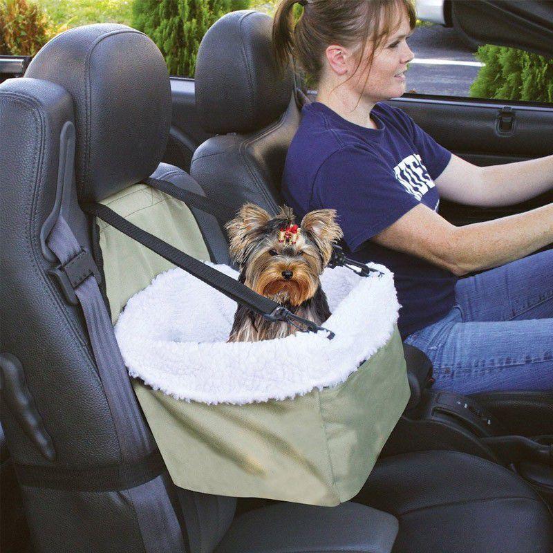 Cadeirinha Assento Carro Automotivo Cães e Gatos  - Thata Esportes