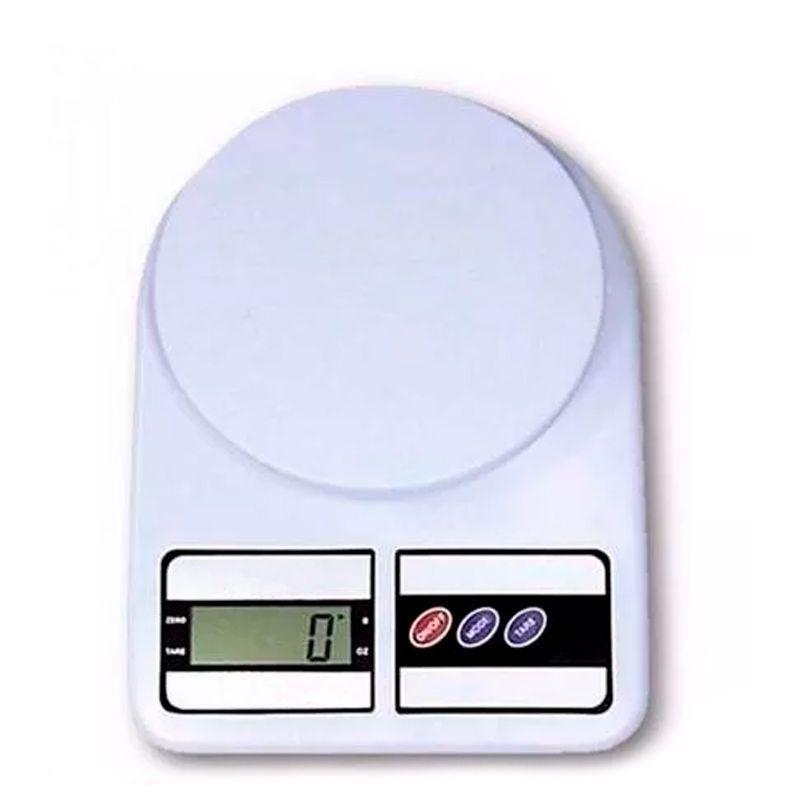 Balança Digital Alta Precisão 7kg   - Thata Esportes