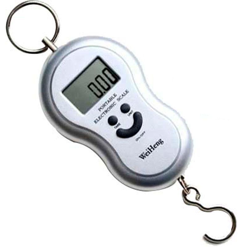 Balança Digital com Gancho 40 kg  - Thata Esportes