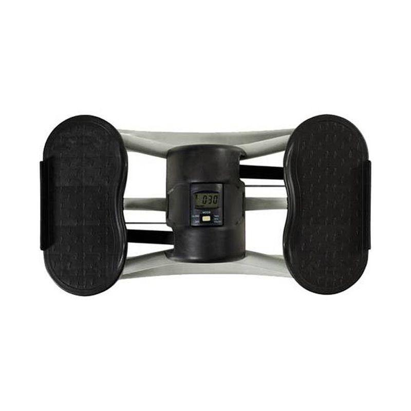 Balance Stepper Multifuncional de Ginástica com Tapete Antiderrapante Megaforth  - Mundo Thata