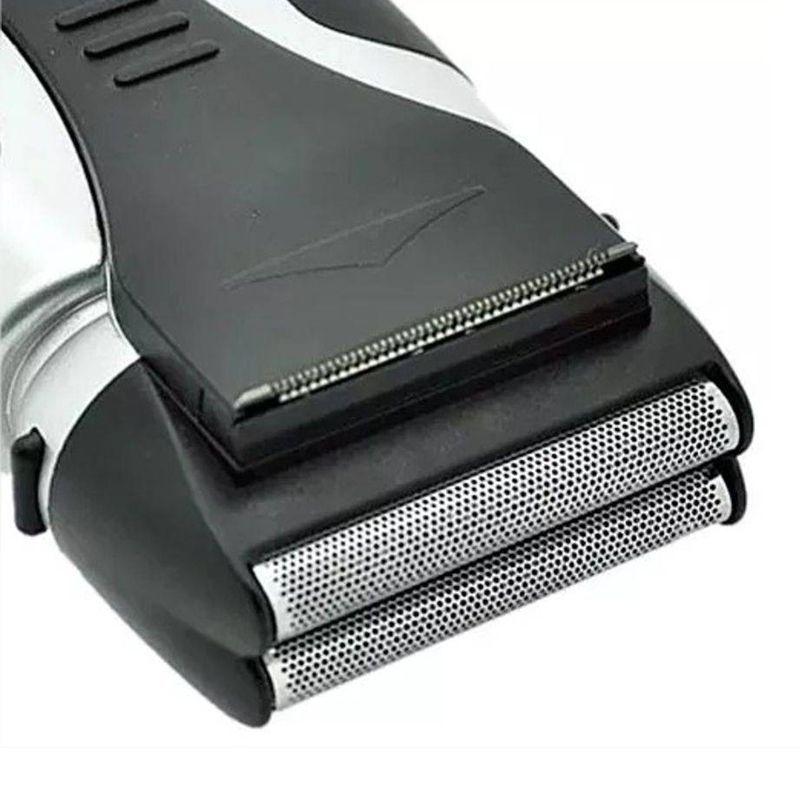 Barbeador Recarregável Bivolt  - Thata Esportes