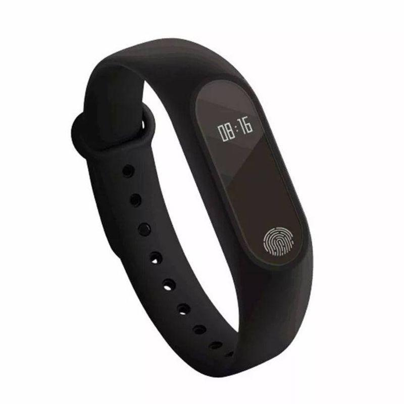 Bracelete Smart M2 Bluetooth Pulseira Medidor Cardíaco  - Thata Esportes