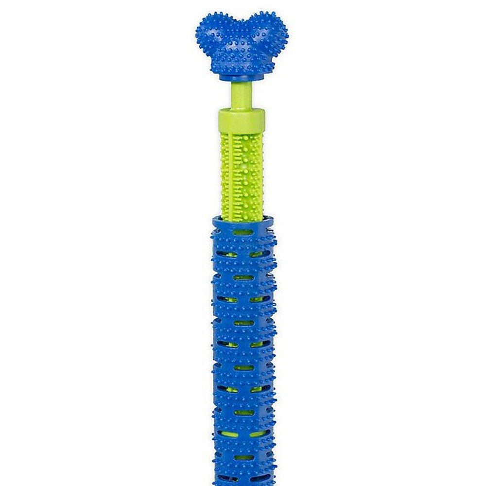 Brinquedo Escova para Limpeza de Dentes de Cachorro Anti-Tártaro  - Mundo Thata