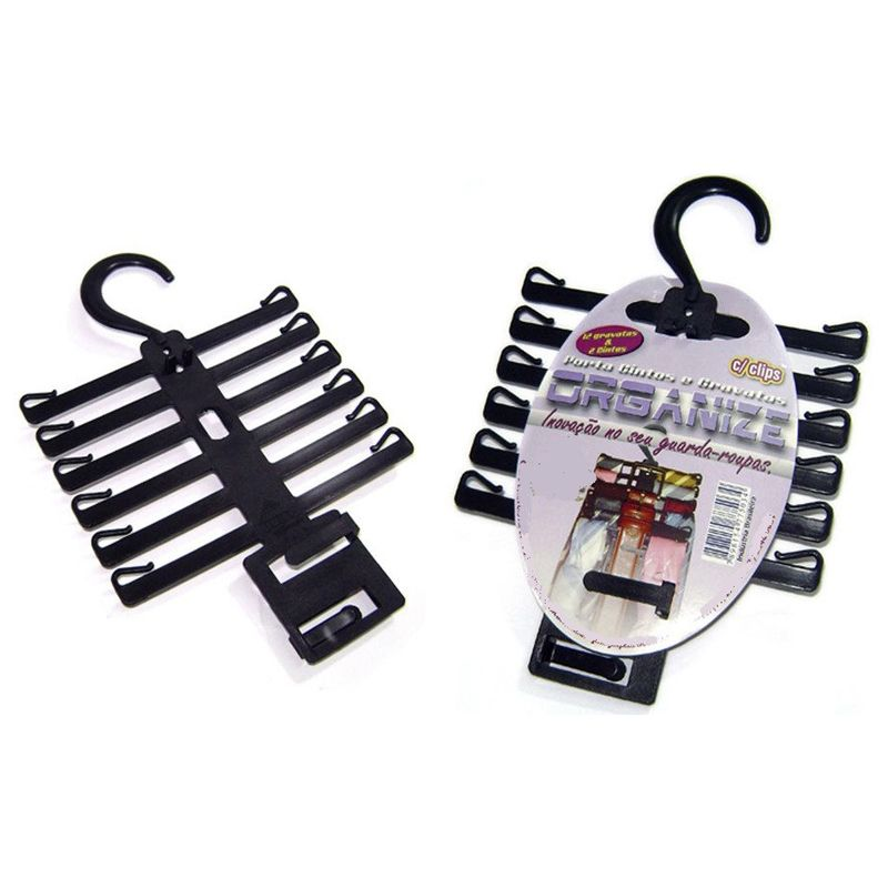 Cabide Organizador - Porta Cintos  - Thata Esportes