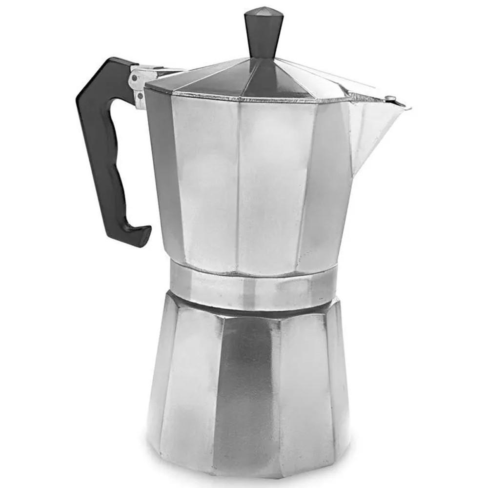 Cafeteira tipo Italiana Moka 6 Xícaras  - Mundo Thata