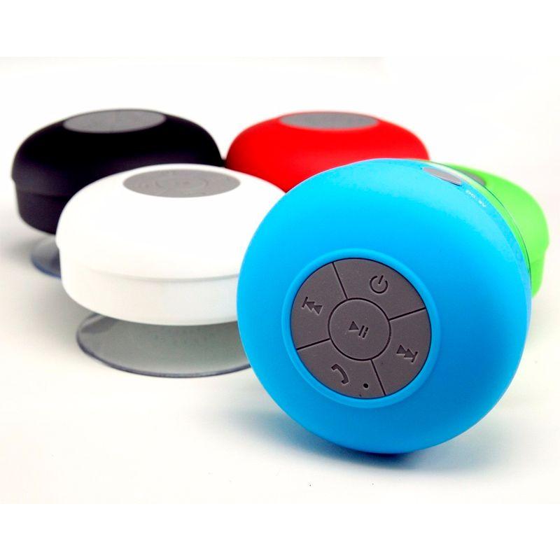 Caixa de Som Bluetooth a Prova de Água Android iPhone  - Thata Esportes