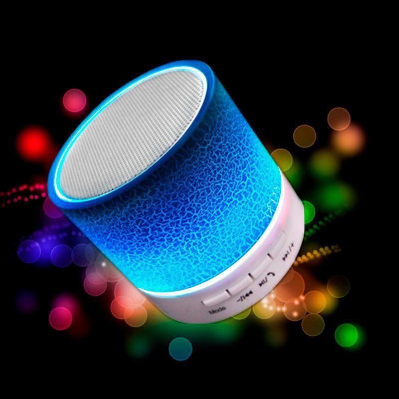 Caixa de som Bluetooth MicroSD  - Thata Esportes