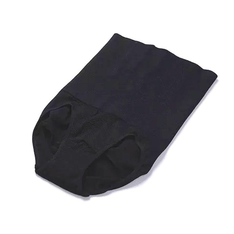 Calça Cinta Modeladora Corporal Slim Redutor de Medidas Cintura Preta  - Mundo Thata