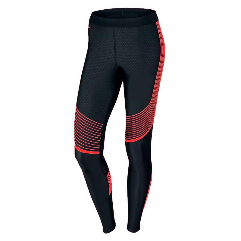 Calça Legging Térmica Unissex Exercício Fitness Academia Esporte Vermelha  - Thata Esportes