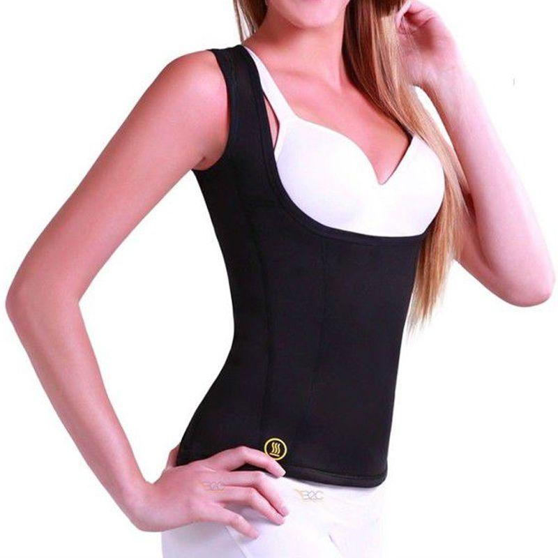 Camiseta Modeladora Redutora de Medidas Neoprene  - Thata Esportes