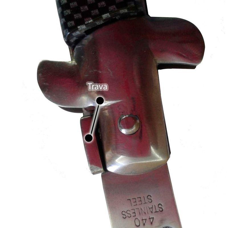 Canivete Automático Máfia  - Mundo Thata
