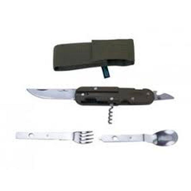 Canivete Talher Faca Garfo Colher  - Thata Esportes
