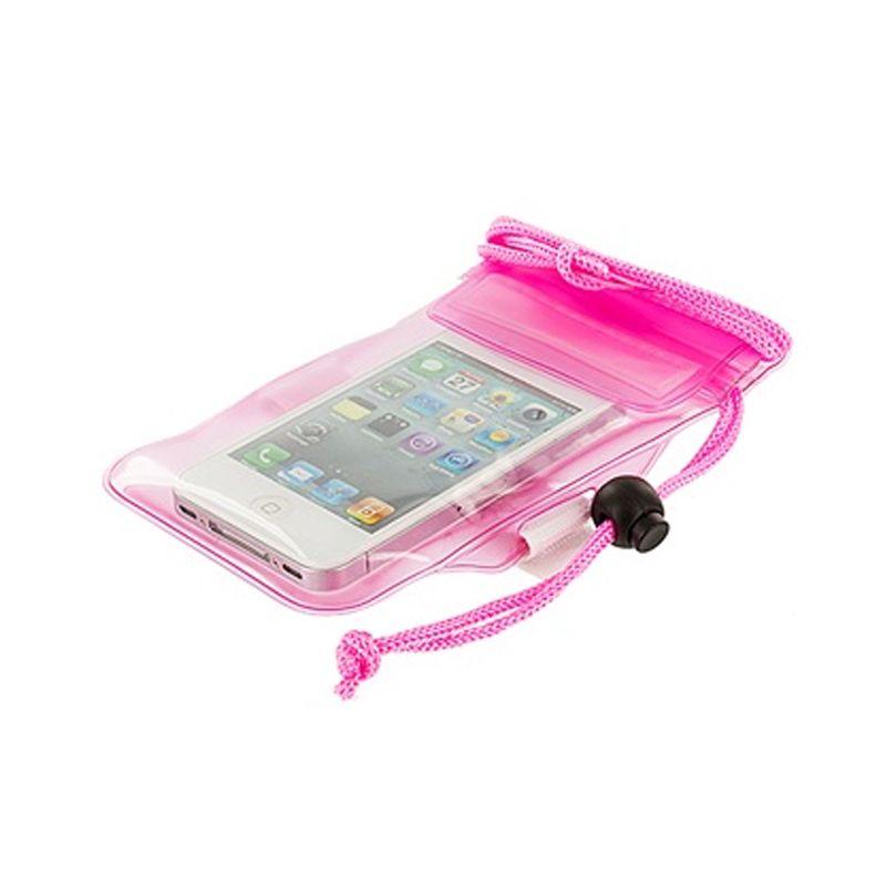 Capa Bolsa  iPhone Celular iPod Câmera Fotográfica Dobrável  - Thata Esportes