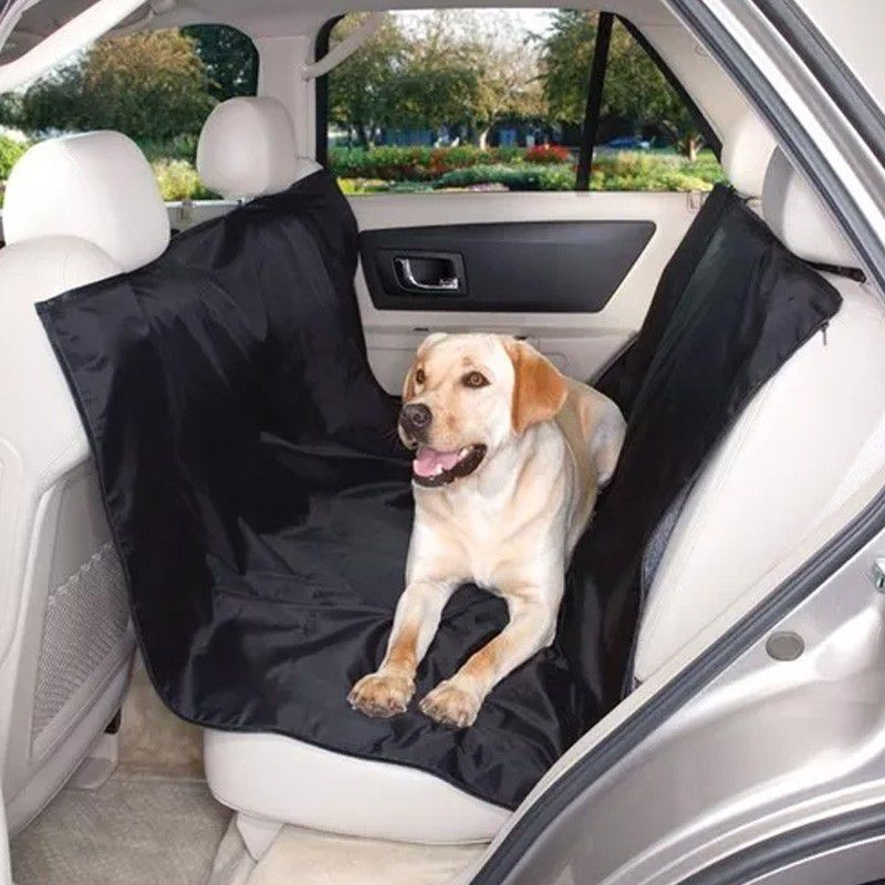 Capa de Proteção Para Banco de Automóvel Cães e Gatos  - Thata Esportes