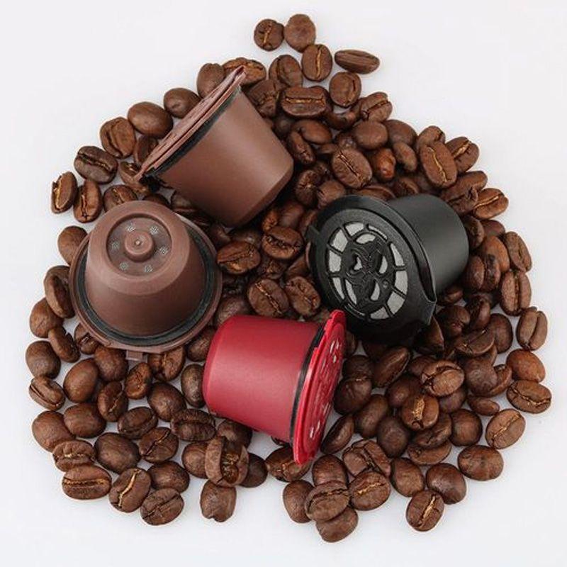 Cápsula Reutilizável Café Recarregável Utilizado em Cafeteiras Nespresso 2  - Mundo Thata